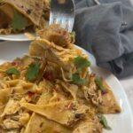 Instant Pot Jerk Chicken Pasta