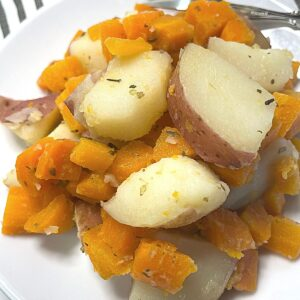 A Side of Potatoes and Carrots